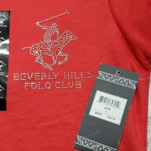 Beverly Hills Polo Club Tops - New Beverly Hills Polo Club Ladies Shirt